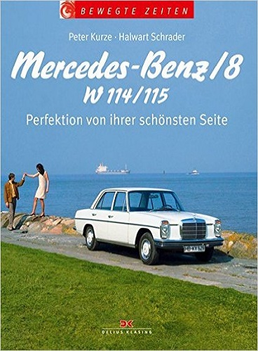 Mercedes w114 w115 service manual owners manual.